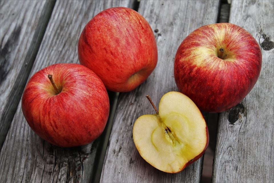 Po jablcích neztloustnete