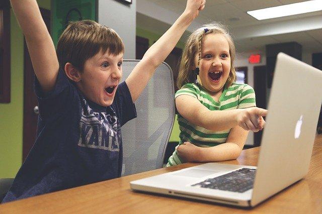 Počítačová hra pro děti