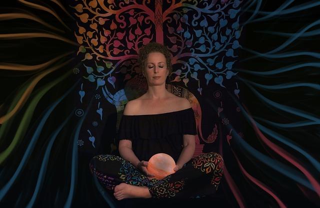 numerologie meditace